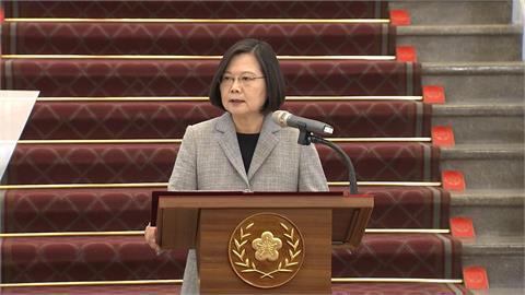 談過度親中後果  蔡英文:照國民黨方式台灣將成下個香港