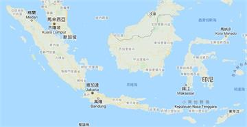 印尼巴當北海規模6.6強震!暫無傳出人員傷亡