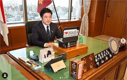 鐵桿親台派:「台灣日本是兄弟是家人」!中山泰秀出身政治世家承父命
