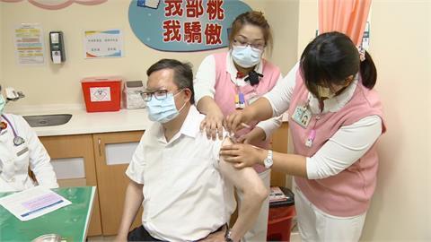 柯.侯接種疫苗後照跑行程 彭懷真傳出發燒