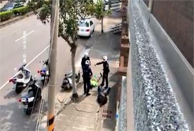 酒駕遇警跑給警追!酒測竟未超標 反吃交通違規罰單