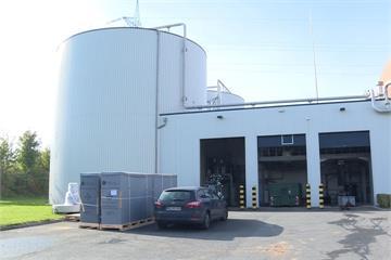 能發電還能做肥料 德國廚餘工廠妙手點金