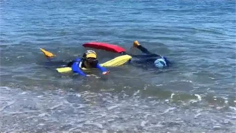 宜蘭38天+0 開放海泳.浮潛 一上岸需戴上口罩