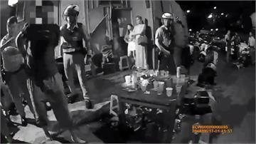 板橋宮廟宮主揪烤肉!竟烤到遭警開三槍制止?
