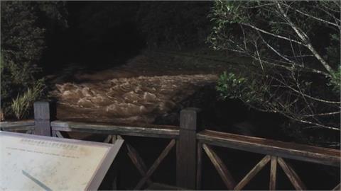 虎豹潭救援影片曝光! 水流湍急場面超驚險