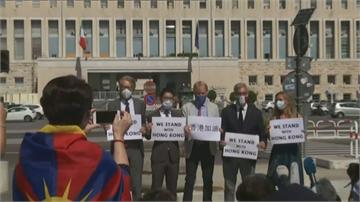 王毅訪義法德荷挪 羅冠聰籲義外長表態挺香港