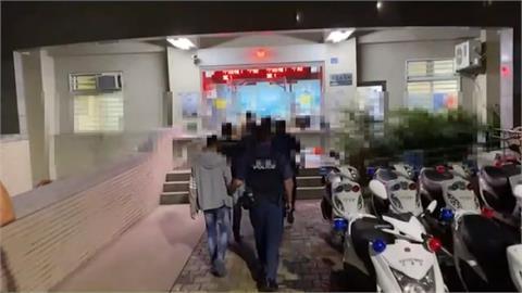 瑞豐夜市爆打架衝突 警3小時逮4嫌送辦