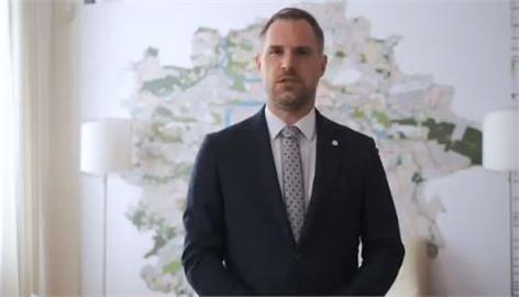 快新聞/「台灣幫助過我們!」 布拉格市長暖喊「撐住疫情」:希望盡速運送疫苗到台灣