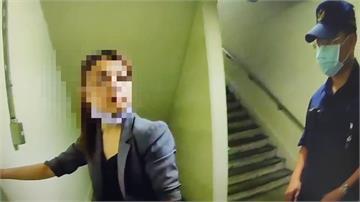 女醉倒捷運自稱中國人 男友竟PO文公審警方惹議