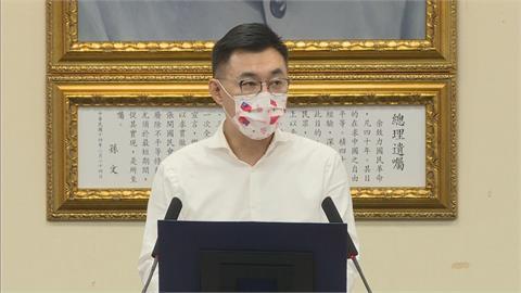 快新聞/國民黨重啟反萊豬、公投綁大選宣傳 江啟臣:衝高1218投票率!