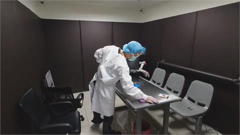 陪確診嫌犯製作筆錄40分鐘!萬華分局刑警自主隔離 好險採檢陰性