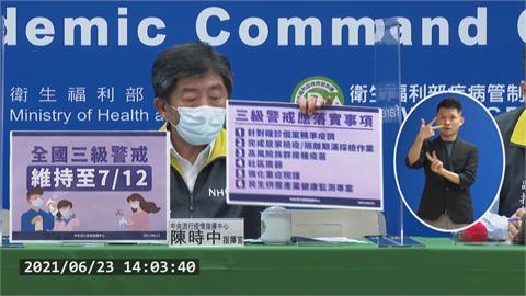快新聞/陳時中坦言延長三級恐釀防疫疲勞 重提防疫守則:很囉酸但要講100遍!