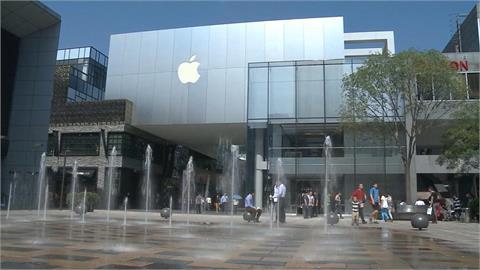 蘋果產品需求旺季報亮麗 盤後股價漲逾2%