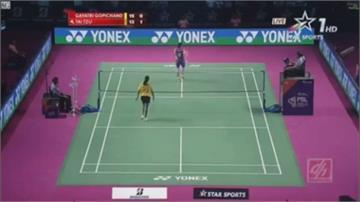 羽球/戴資穎以賽代訓!農曆新年出賽印度超級聯賽