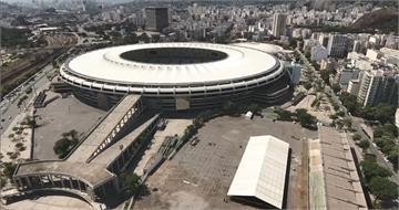 里約奧運主場館變身野戰醫院 場外照樣趴趴走不甩隔離