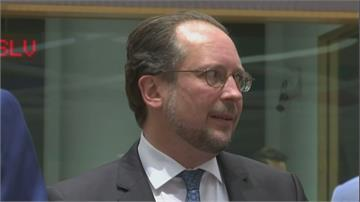 奧地利外長確診染疫 疑歐盟會議中感染