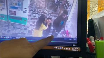 遊墾丁掉了4萬元 店家靠監視器找回失主