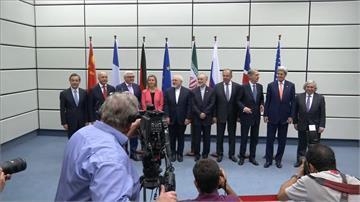 全球/不顧國際社會反對 川普退出伊朗核子協議