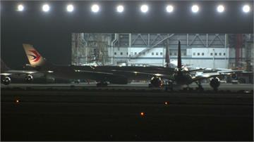 武漢台人1人發燒未能登機 其餘247人返台檢疫高規格