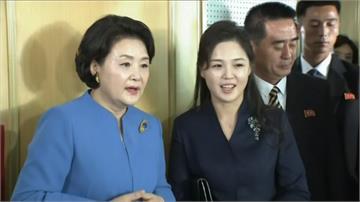 同為歌手出身 朝韓第一夫人參訪音樂大學