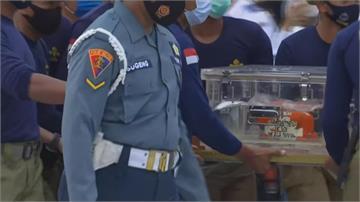印尼4天打撈 找到客機黑盒子