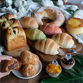 美食/桃園美食|超人氣「爆漿泡芙」在藝文特區!海鹽捲捲 蜂蜜岩燒蛋糕 還有免費黑咖啡!