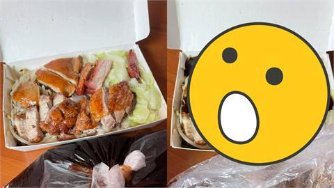 他點燒臘便當要求醬多!老闆「都給你啦」網笑翻:當吃咖哩飯嗎?