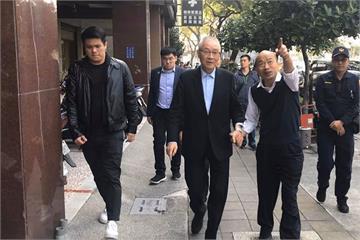 快新聞/辭黨魁後曬韓國瑜同框照 ! 吳敦義:選舉雖沒贏但感謝他的努力