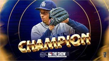 光芒賽揚投手史奈爾 奪首屆大聯盟電玩賽冠軍