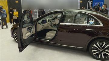 豪華房車新標竿 全球首發第7代大改款