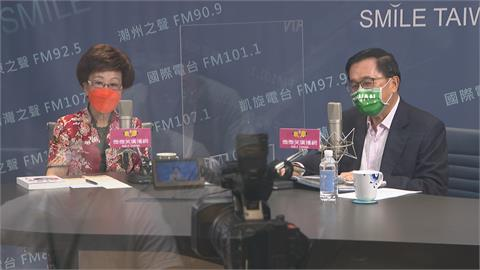 前總統訪問前副總統 呂秀蓮怨扁:第37集才邀我