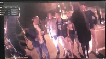 不服取締徒手攻擊警察 3男遭辣椒水制伏