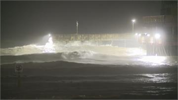 走了蘿拉又來戴爾塔 2級颶風即將登陸路易斯安納州