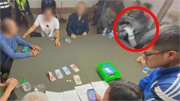 民宅暗藏賭場 賭客賭性堅強受傷仍要賭