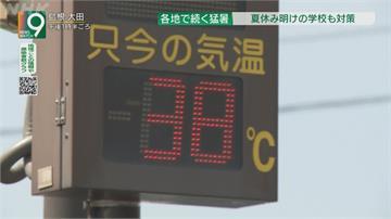 日本熱爆!一週1.2萬人中暑送醫 忽雨忽晴菜價飆 婆婆媽媽買不下手