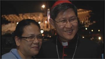 菲律賓樞機主教驚傳確診! 8月底曾見過教宗