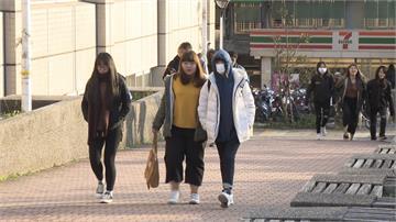 除夕變濕冷!北台灣局部恐探10度低溫