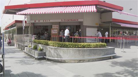 快新聞/有確診者來過 好市多內湖店下午停業清消