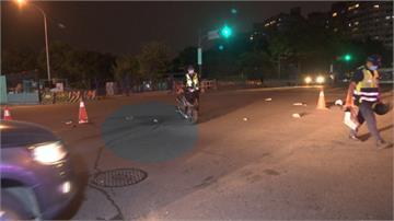 行人先被撞飛 熱心民眾指揮交通又被撞