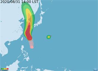 快新聞/又一熱低壓生成 氣象局曝:最快明下午增強為「海神」颱風