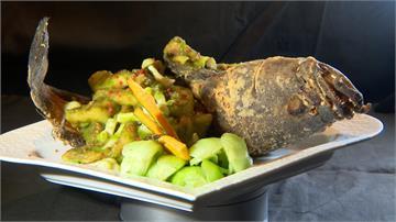 台菜玩創意! 青醬石斑魚添蔥香 大腸包小腸變熱炒