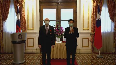 將任美國駐日本代理大使 臨別贈言!谷立言:台灣應以自己為傲