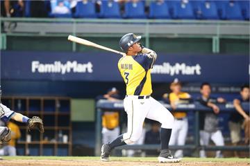 中職/林智勝代打兩分砲達成生涯千得分 離中職紀錄差3轟
