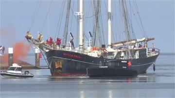 太狂!古巴鎖國禁飛 荷蘭學生駕船航行7000公里回家