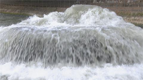 南化聯通管鏽蝕漏水 水公司:未影響民生用水