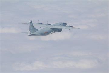 快新聞/共機一次來3架! 空軍派遣空中巡邏兵力應對、防空飛彈追監