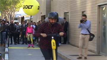 「世界最速男」波爾特經營副業 創立電動滑板車新品牌