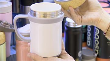 陶瓷材質保溫杯正夯 搶攻母親節商機
