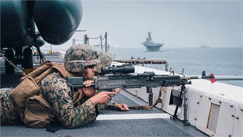 拜登:面對中國不尋求衝突 但維持印太軍事布局