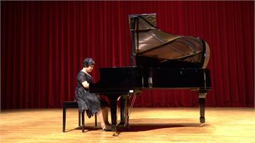 生命鬥士!蔡旻諼戰勝全盲、腦瘤辦鋼琴獨奏會